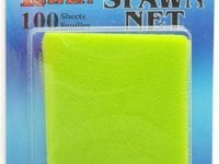 Raven Tackle Spawn Net Chartreuse 100 3 Inch x 3 Inch Squares
