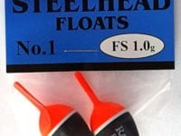 Raven Fixed Stem Premium Steelhead Balsa Float FS 1.0 Grams